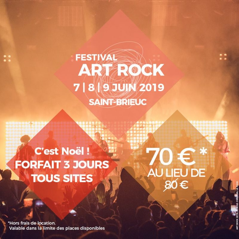 Festival en Juin : art rock 2020