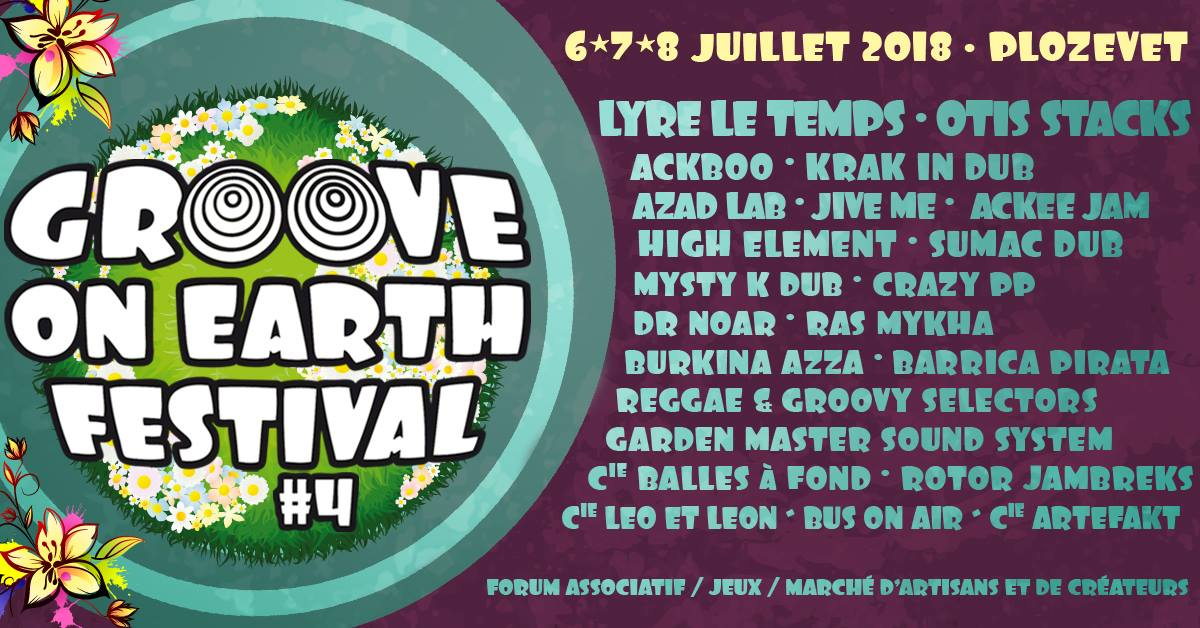 Groove on Earth Festival #4