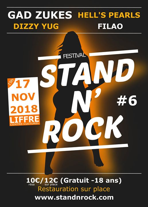 STAND N ROCK #6