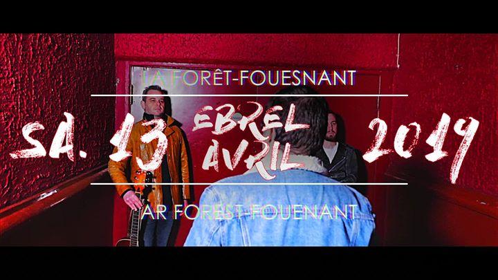 Le groupe de musique bretonne O'Tridal, Quimper, sort son premier album Karrdi Sessions. Il sera présenté lors de la Paker Noz # 3 à la Forêt-Fouesnant.