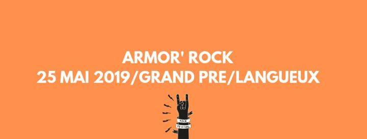 Armor' Rock est un projet, un festival créé par un groupe de jeunes passionnés de musique. Le but de ce festival est d'animer la région Briochine