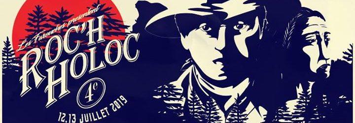 C'est reparti pour une nouvelle édition du festival du ROC'H HOLOC.