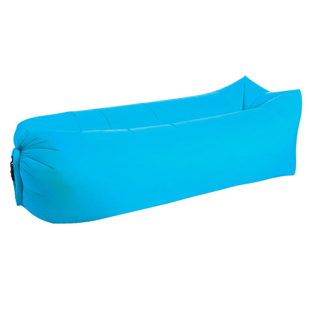 Hamac Gonflable Bleu Maya