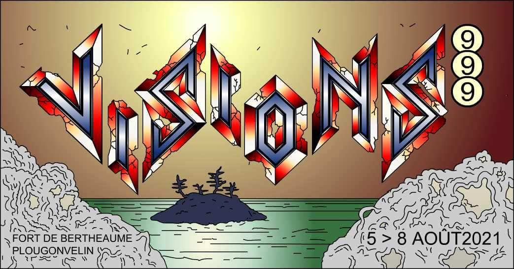 Le festival Visions est de retour pour sa 9ème édition dans l'écrin du fort de Bertheaume à Plougonvelin du 5 au 8 aout.
