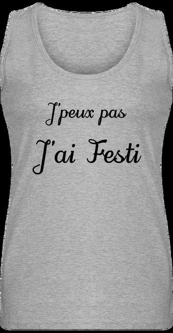 T shirt femme festival