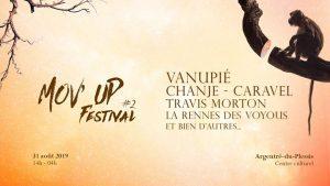 MOV' UP Festival #2 se déroulera donc le 31 août 2019.