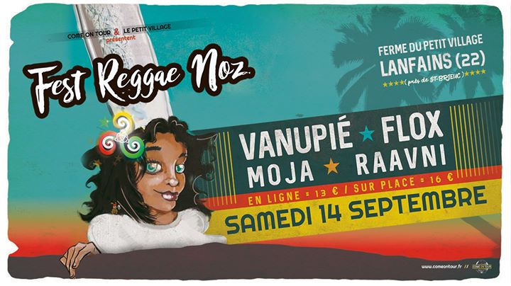 Fest Reggae Noz Après quelques mois sans nouvelles, voici enfin l'annonce d'une soirée au Petit Village. Même si le pub à définitivement fermé ses portes au public, des évènements extérieurs [...]