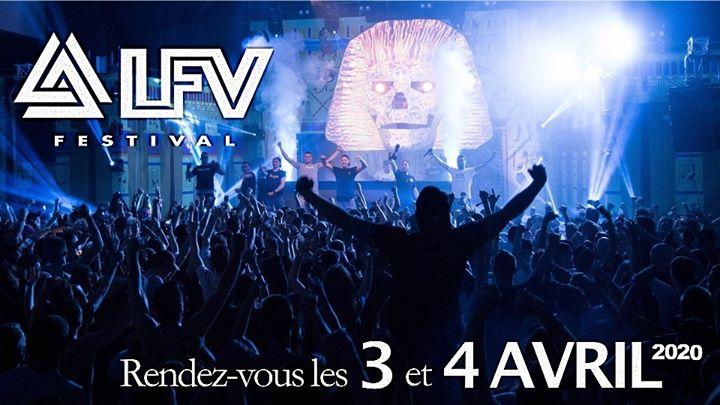Pour cette 4e édition , LFV festival vous offre deux nuits de hardstyle et d'électro avec la présence de nombreux artistes de renommée internationale...
