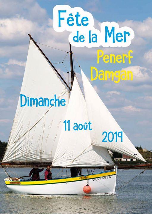 Dimanche 11 août à partir de 10h à Pénerf, c'est le rendez-vous incontournable de l'été : La Fête de la Mer
