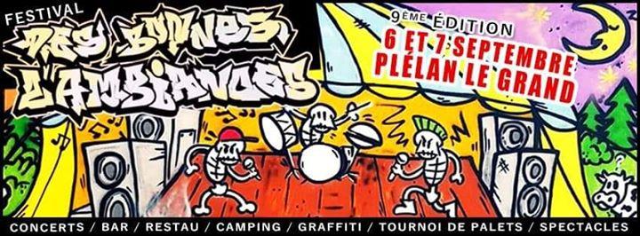 Festival Des Bonnes Z'ambiances #9 La machine est relancée !! Retrouvez nous le 6 et 7 septembre 2019 pour la neuvième édition du festival Des Bonnes Z'ambiances. Une programmation top [...]