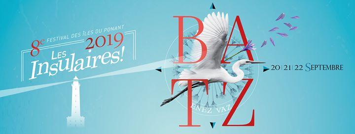 Les Insulaires sur l'île de Batz C'est l'île de Batz qui accueillera la 8ème édition du Festival Les Insulaires les 20, 21 et 22 septembre 2019, après l'île d'Yeu en [...]