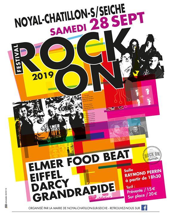 Festival Rock On #5 Un nouveau site, une jauge réhaussée, une programmation artistique à la hauteur de nouvelles ambitions. Le festival Rock On est de retour pour une 5ème édition [...]
