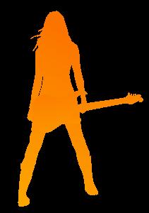 il est tentant de vouloir une grosse caisse ou une guitare personnalisée à son image pour qu'il soit reconnaissable entre tous.