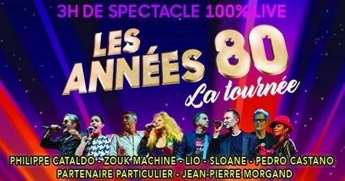 Les Années 80 – la Tournée Venez chanter et danser sur Les Années 80 pour 3 heures de fête en live ! Accompagnés de leurs musiciens et choristes, retrouvez les [...]