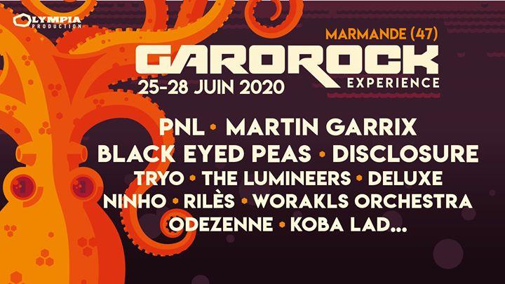 Festival Garorock #24 (OFFICIEL)