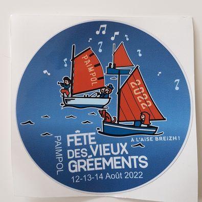 Les Vieux gréement Paimpol 2022 est une fête gratuite sur les quais du Port de Paimpol en alternance tous les 2 ans avec le chant de marin