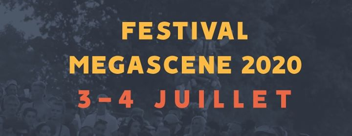 On était impatients de vous dévoiler le visuel final de l'affiche du Festival Mégascène 2019 - 30ème Editionf 🐮2 jours de pure folie avec de grosses surprises au programme