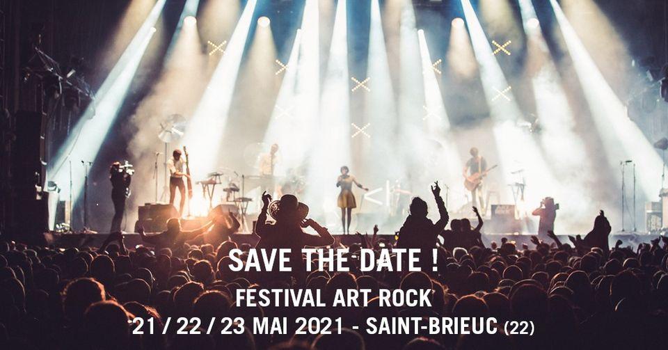 Art Rock 2019 La 36 édition du Festival Art Rock aura lieu les 6,7 et 8 Juin 2019 à Saint-Brieuc avec pour theme Animal[s]