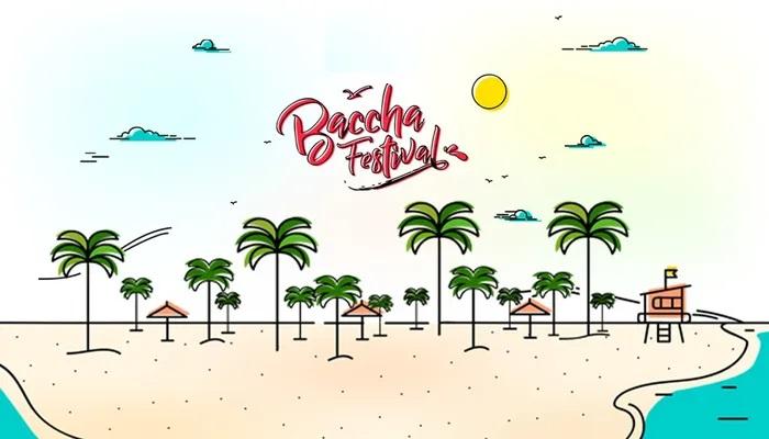 Baccha Festival à la plage du Vauclin