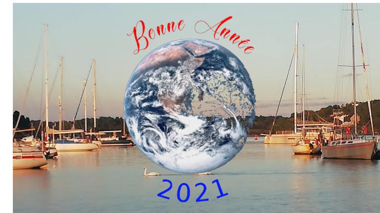 bonne annee 2021 de arzal