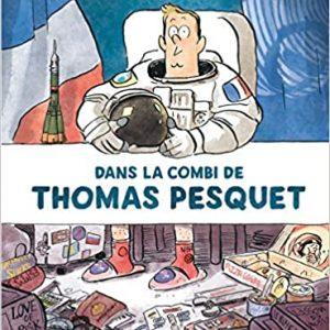 La combi de Thomas Pesquet