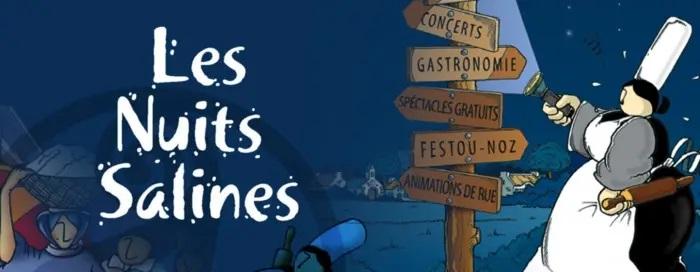 Festival Les Nuits Salines 2019 - 28e édition Le festival Les Nuits Salines revient pour sa 28e édition à Batz-sur-mer. Dévoilement du début de la programmation à venir !  [...]
